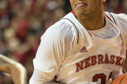 Shavon Shields also scored 26 points for the Cornhuskers